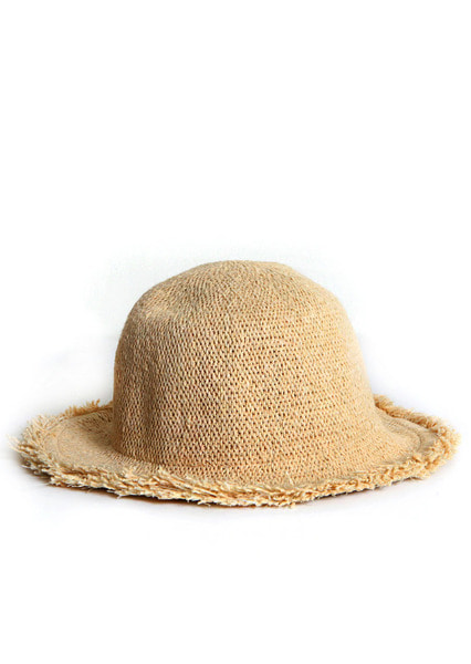 [unisex]NORMAL BEIGE BUCKET HAT