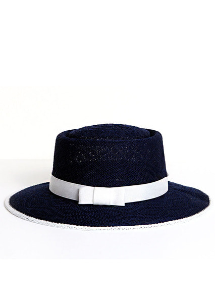 SOLD OUT[unisex]CLASSIC NAVY FEDORA HAT