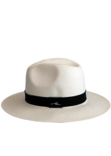SOLD OUT[unisex]SLEEPING WHITE PANAMA HAT