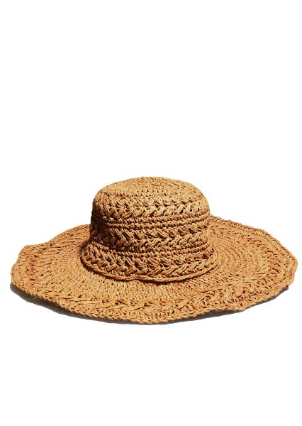 [unisex]NATURE RB BROWN BUCKET HAT